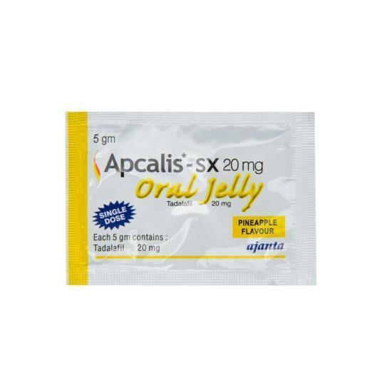 Apcalis SX 20mg Jelly Pineaple