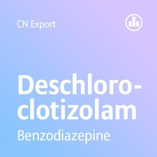 deschloro-clotizolam